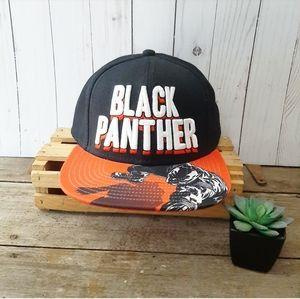 Marvel Black Panther Snapback Hat